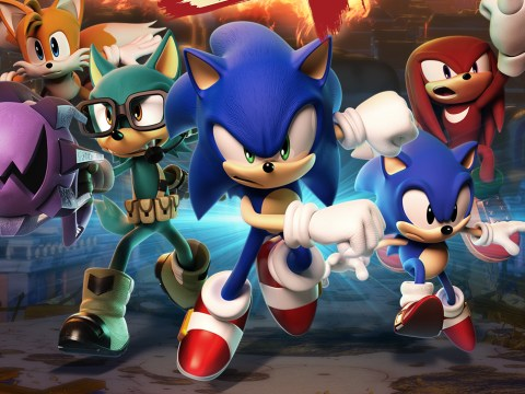 Sonic Forces review – gotta go fast and furious