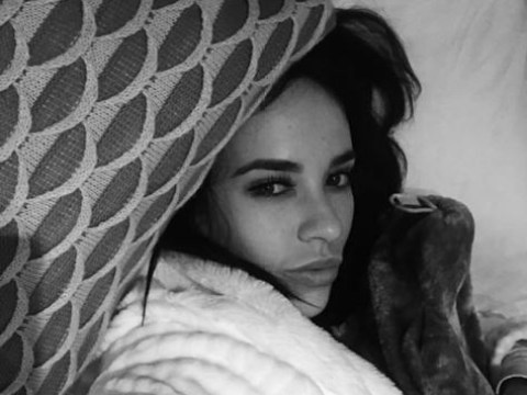 Stephanie Davis keeps her silence as Jeremy McConnell is jailed after skipping community service