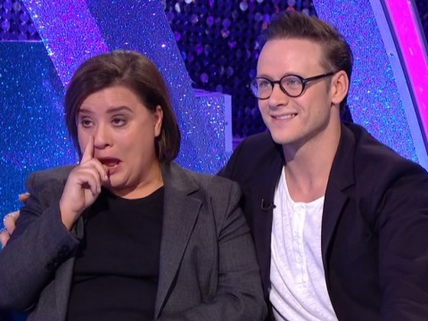 Susan Calman fails to stop herself breaking down as she says goodbye on Strictly Come Dancing It Takes Two