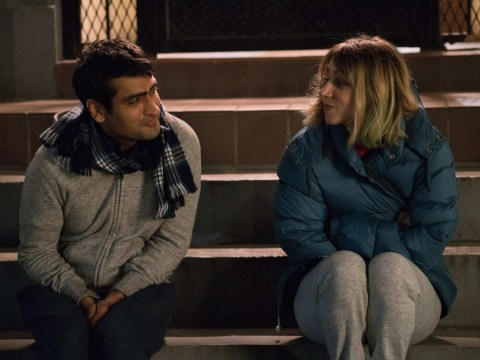 Kumail Nanjiani and Zoe Kazan on possibility of The Big Sick sequel and why it's a welcome antidote to 2017