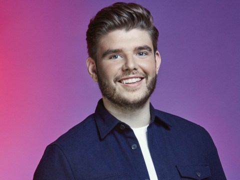 The X Factor's Lloyd Macey: It was strange not having Simon there last week