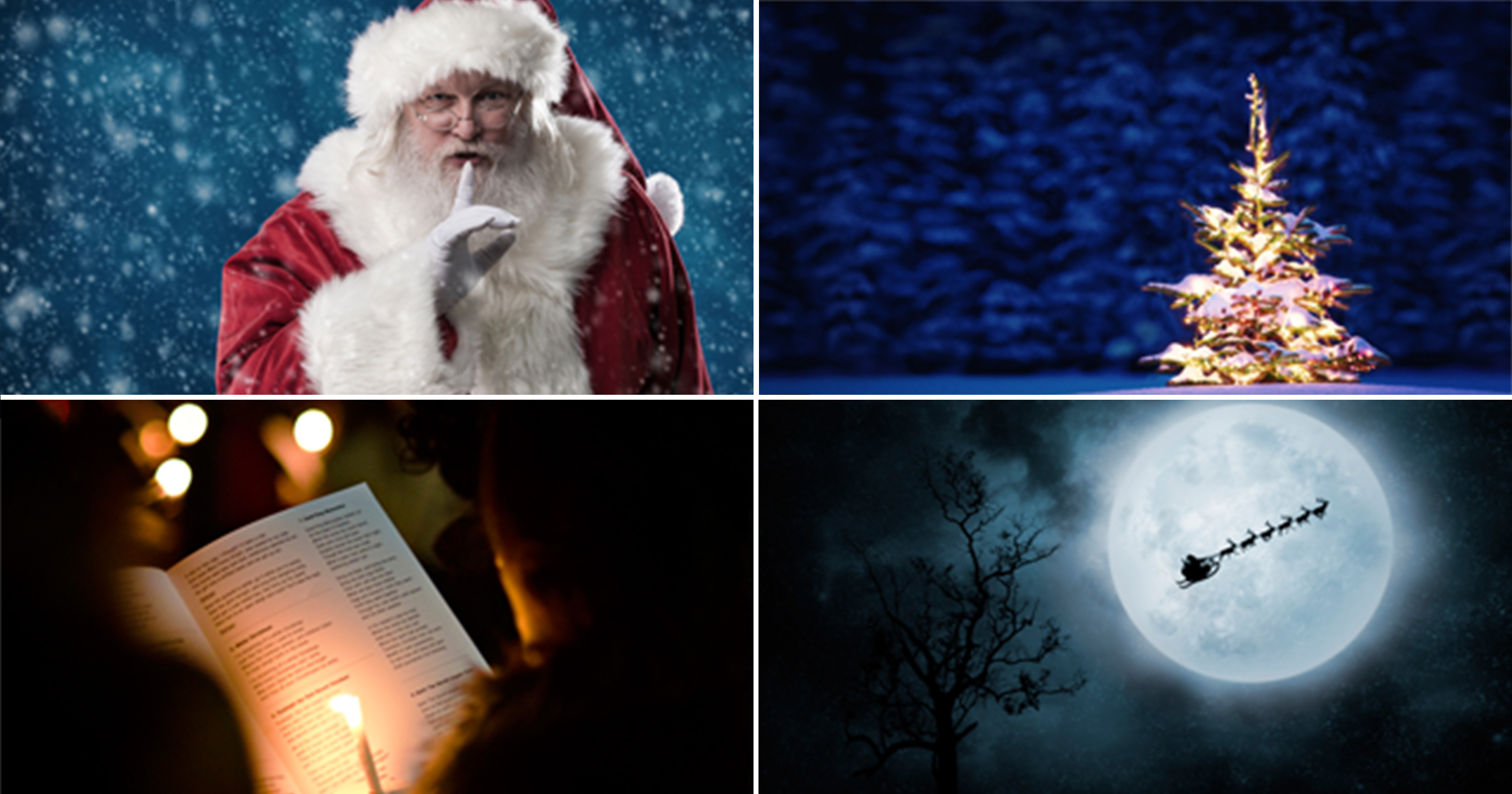 Can you remember all the words to these Christmas carols?