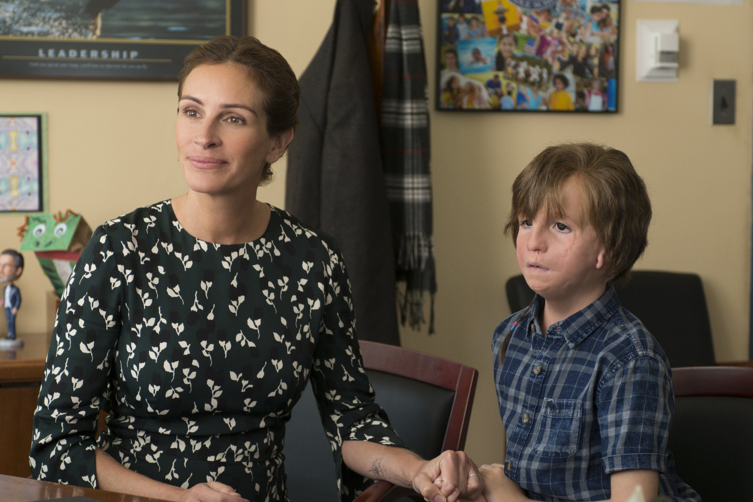 Wonder spreads the saccharine sentiment on a bit too thick – but a little sweetness never hurt anybody