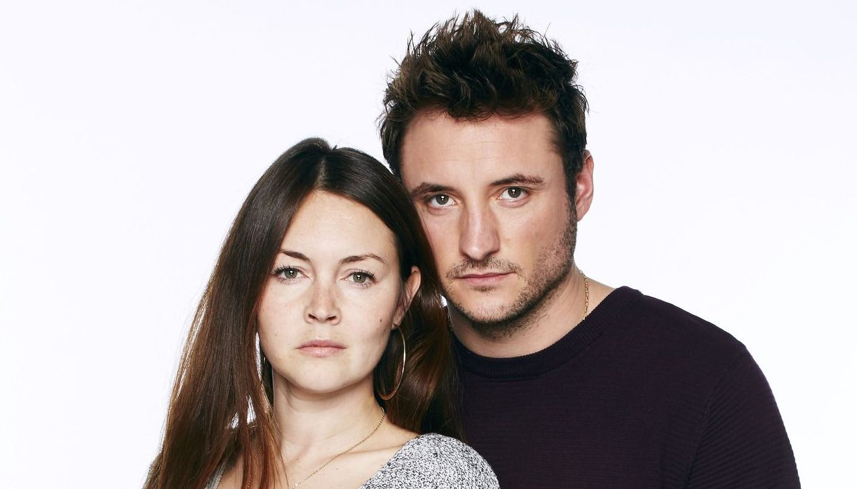 Martin and Stacey clash in EastEnders