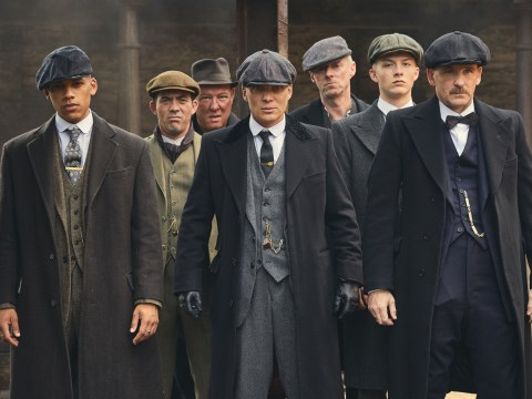 Peaky Blinders creator Steven Knight is making a new sci-fi series with Apple
