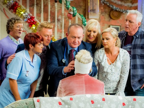 Mrs Brown's Boys unmasks its new Rory in plastic surgery twist