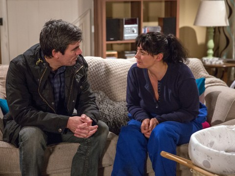 Emmerdale spoilers: Reunion joy as Moira Dingle kisses Cain?