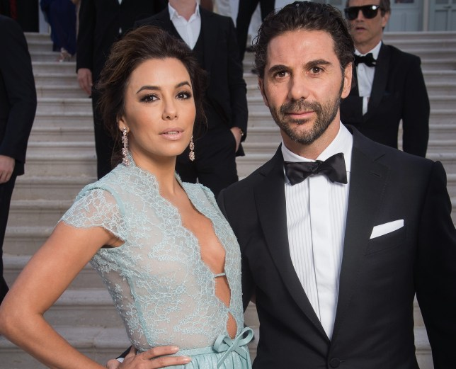 4124488f5f35 Eva Longoria and husband Jose Antonio Baston are expecting a boy (Picture:  Pascal Le Segretain/amfAR15/WireImage)