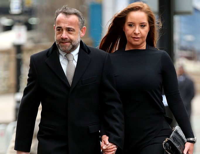 Coronation Street star Michael Le Vell 'pops the question to girlfriend Louise Gibbons'