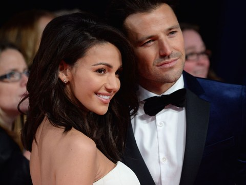 Mark Wright says a long-distance relationship is 'perfect' for him and wife Michelle Keegan