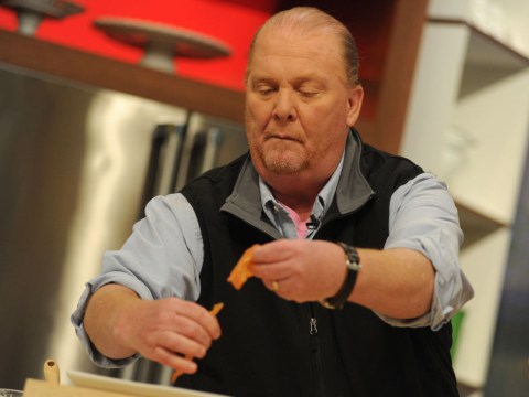 What is Mario Batali's net worth and why has he left The Chew?