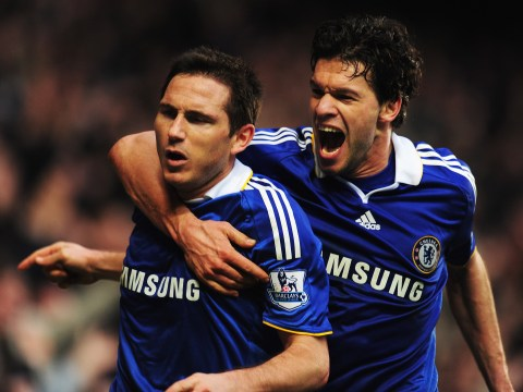 Frank Lampard and Michael Ballack on verge of Chelsea return as ambassadors