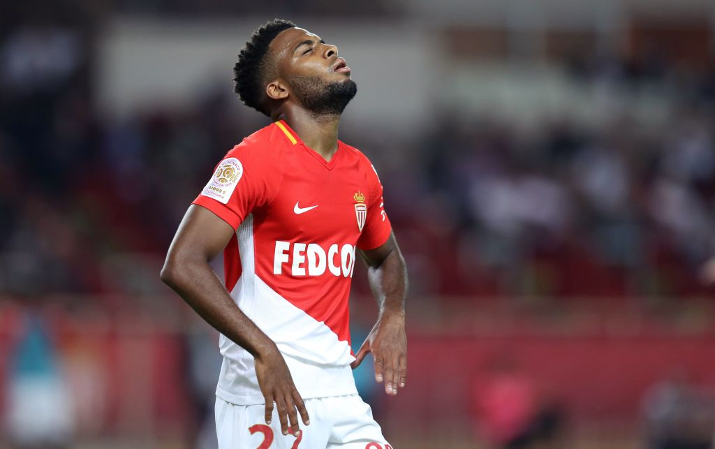 Thomas Lemar not included in Monaco squad for second game running amid Liverpool transfer links