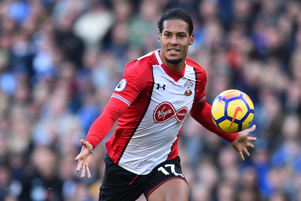 Barcelona have joined the transfer battle for Virgil van Dijk