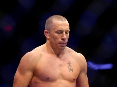 Dana White expected Georges St-Pierre to vacate UFC middleweight title