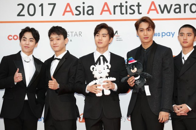 EXO sell 1 6 million copies of The War which is band's best