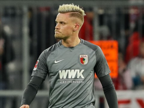 Manchester United and Chelsea send scouts to watch Augsburg defender Philipp Max