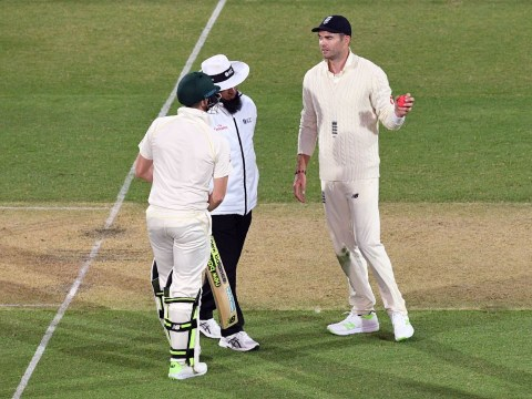 Ashes recap: James Anderson and Steve Smith clash as Australia edge tight day in Adelaide