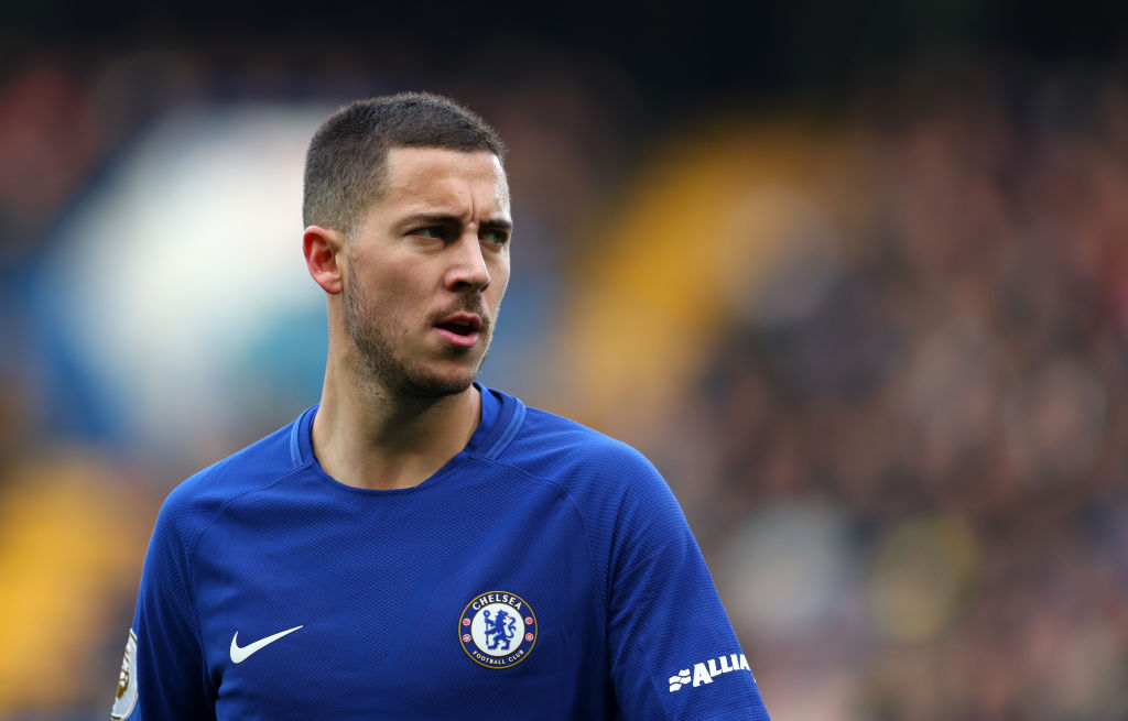 Eden Hazard confirms he will sign new Chelsea contract amid Real Madrid transfer links