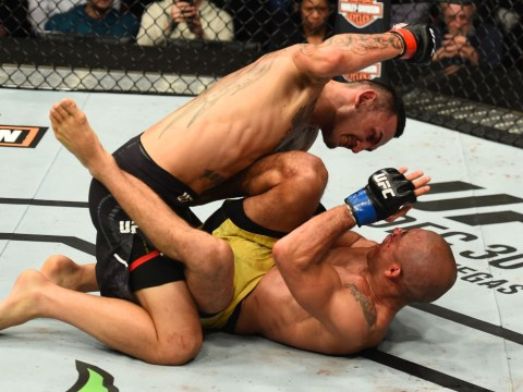 Unstoppable Max Holloway brushes aside Conor McGregor rematch talk after finishing Jose Aldo at UFC 218