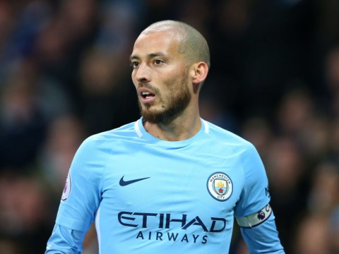 Why David Silva missed Manchester City's clash against Tottenham