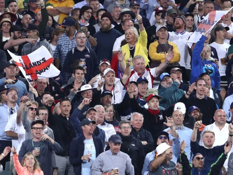 Watch: The Barmy Army taunt Australia captain Steve Smith during Ashes clash