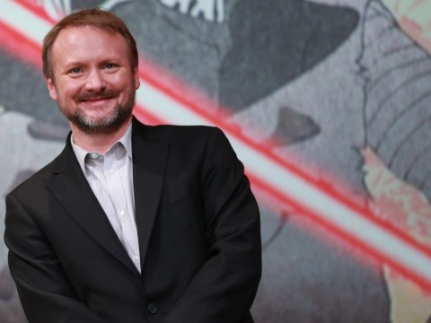 The Last Jedi director Rian Johnson handles a question about Star Wars fans hating his film with grace