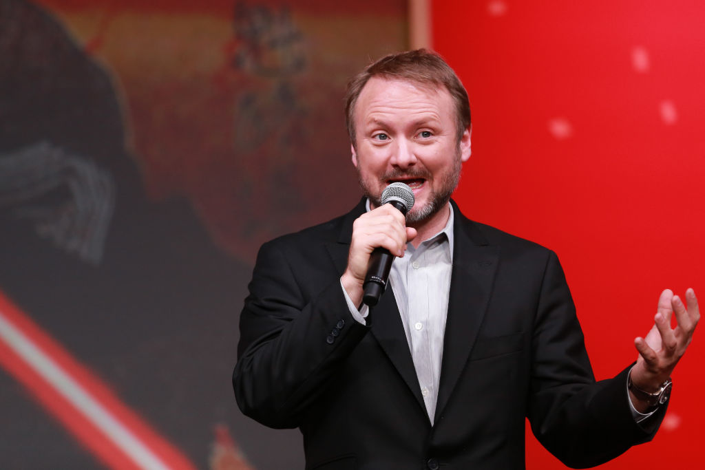 Rian Johnson sends the love to 'opinionated' Last Jedi fans as we eagerly await Star Wars 9