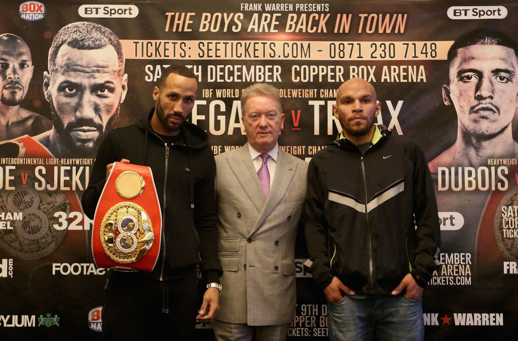 James DeGale vs Caleb Truax TV channel, undercard, fight time, date and odds