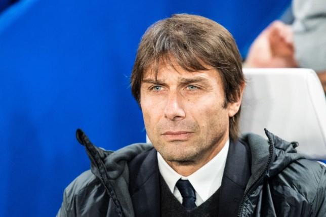 Antonio Conte close-up