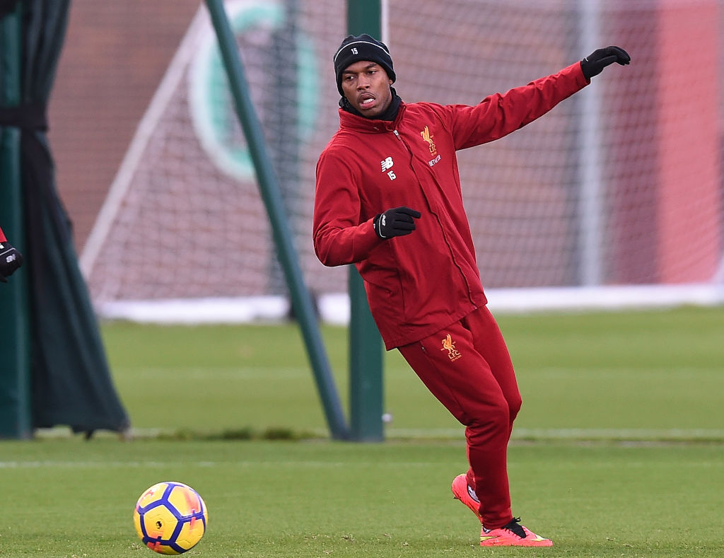 Southampton eye move for Liverpool striker Daniel Sturridge with Virgil van Dijk windfall