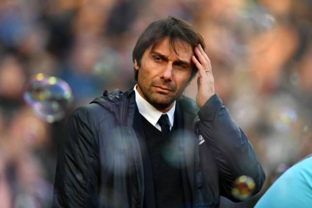 Antonio Conte says Chelsea's title challenge is OVER after West Ham loss
