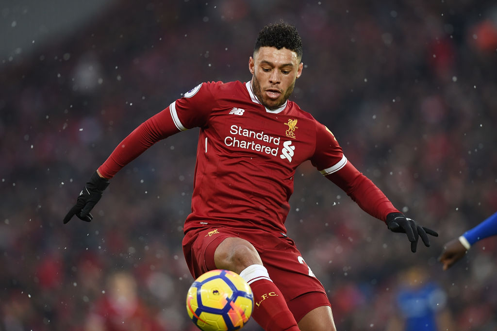 Jurgen Klopp reveals the biggest improvement Alex Oxlade-Chamberlain has made since moving from Arsenal to Liverpool