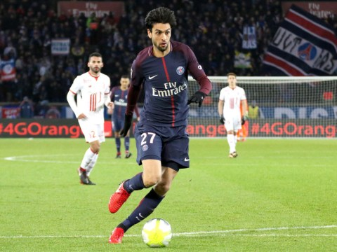 Javier Pastore rubbishes claims he's said goodbye to PSG team-mates