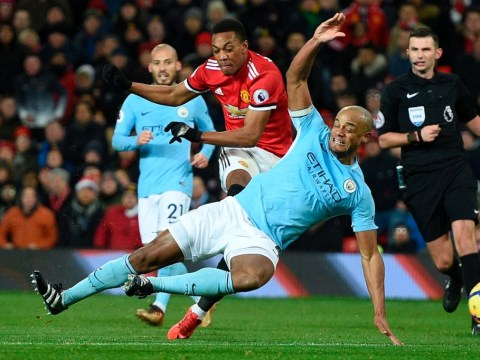 Manchester City on brink of defensive crisis after Vincent Kompany picked up injury