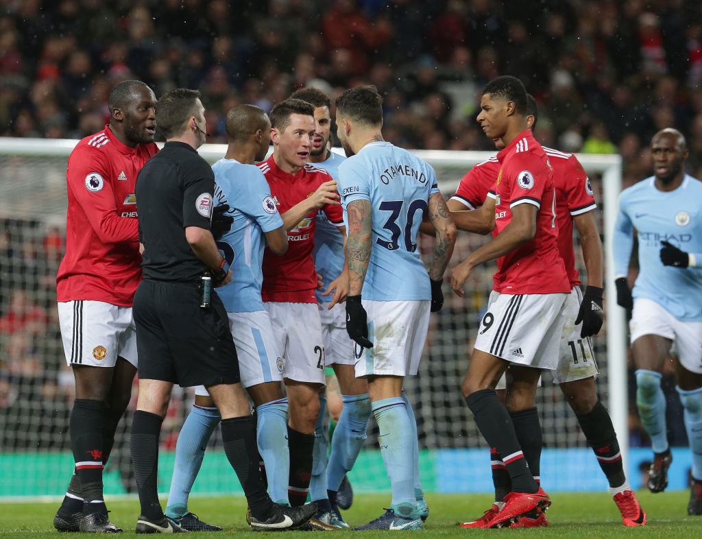 Was Mourinho at fault? Did Lukaku cut Arteta? What happened in Manchester derby brawl