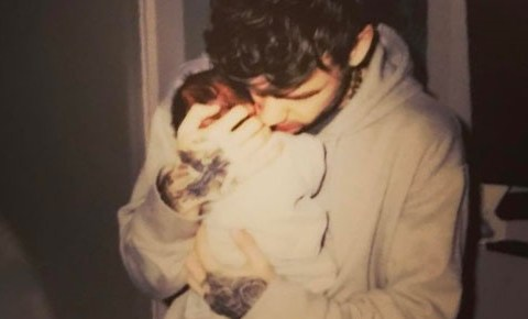 Liam Payne gears up for first Christmas as a dad – and knows what Santa will bring baby Bear