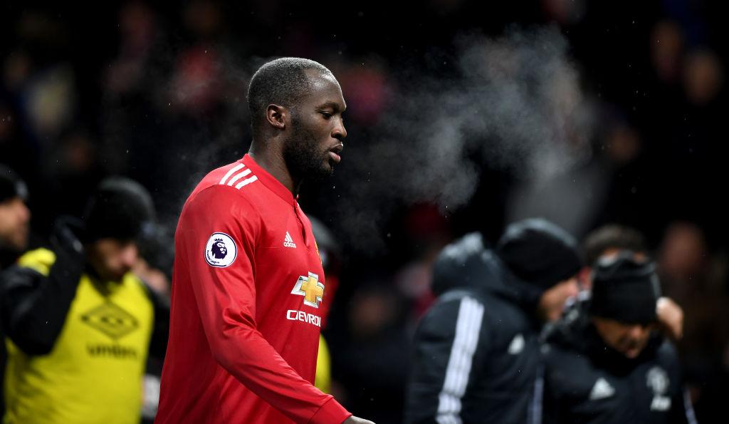 Jose Mourinho fears Manchester United striker Romelu Lukaku has lost pace