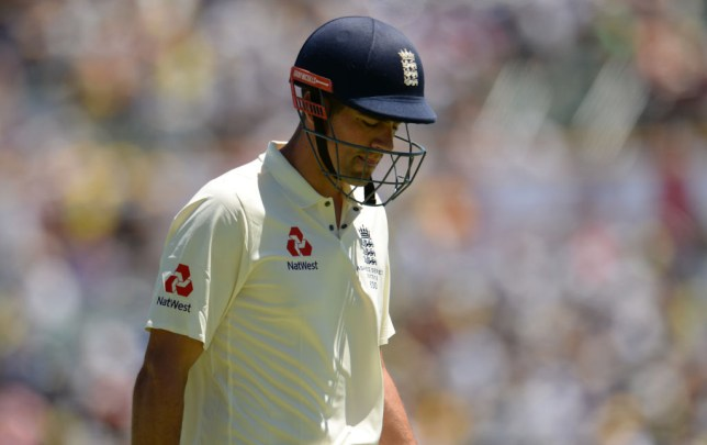 Ashes highlights: Alastair Cook misery continues as Josh