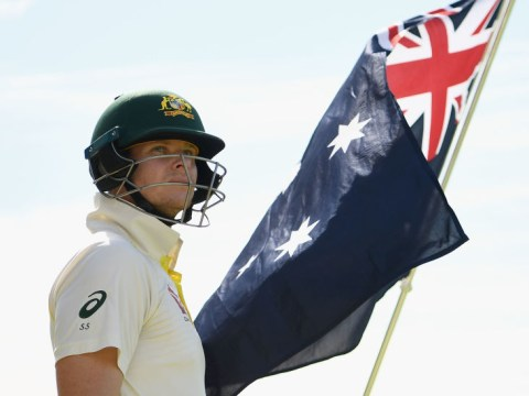 Ashes 2017: Australia captain Steve Smith toys with England after Jonny Bairstow ton