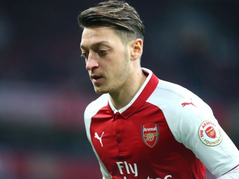 Arsenal manager Arsene Wenger issues Mesut Ozil warning to Liverpool