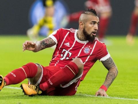 Bayern Munich star Arturo Vidal responds to Chelsea transfer speculation