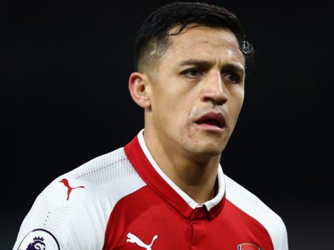 Alexis Sanchez spotted in Paris just 48 hours before Arsenal's clash with Crystal Palace