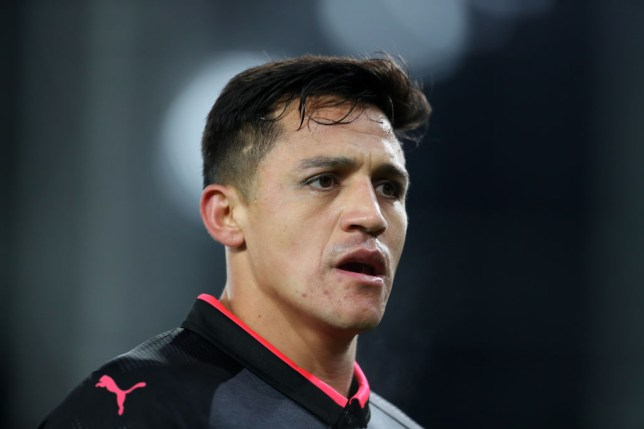 Arsenal stars 'sick' of Alexis Sanchez and want him sold during January transfer window