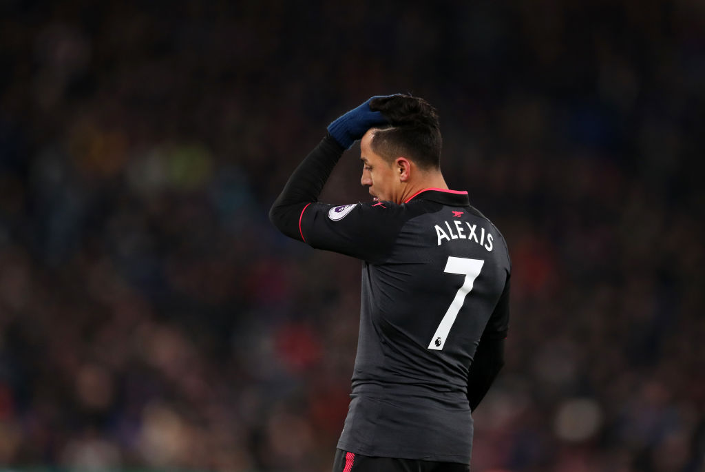 Alexis Sanchez trolled by Mohamed Elneny over 2018 World Cup