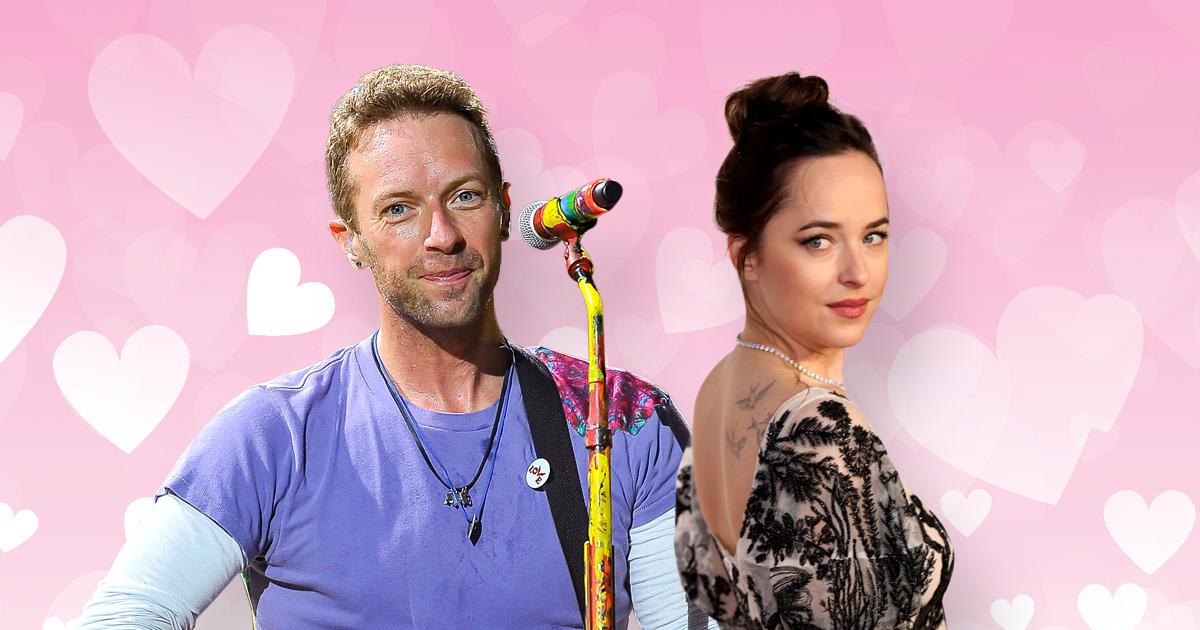 Dakota Johnson and Chris Martin 'confirm' relationship after romantic Parisian getaway