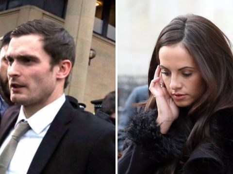 Adam Johnson's ex in serious car crash on way to see him in prison
