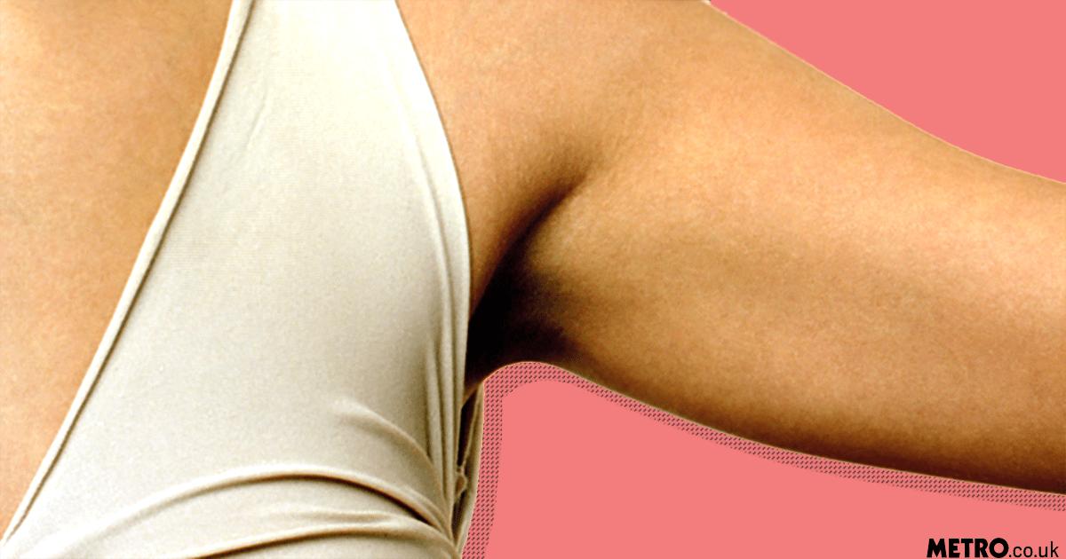 armpit vagina body insecurity