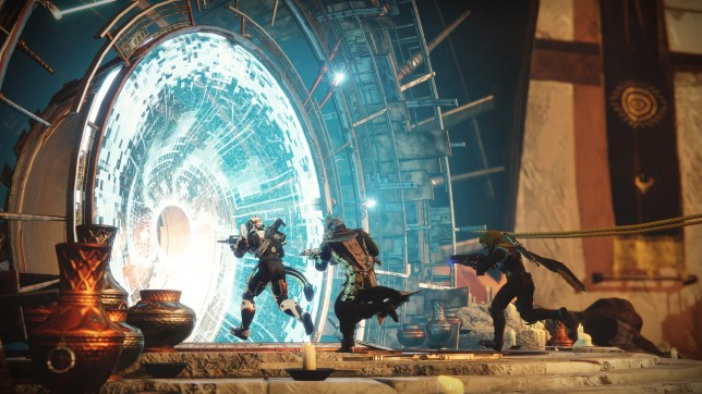 Destiny 2: Curse Of Osiris (PS4) - rinse and repeat