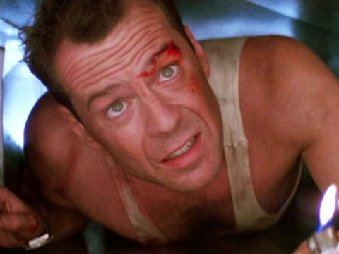 Shocking new poll reveals Brits don't believe Die Hard is a Christmas movie